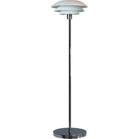 DYBERG LARSEN - DL31 Vloerlamp MATZWART (8075)