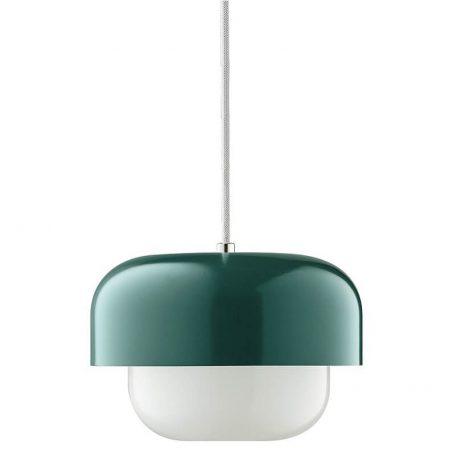DYBERG LARSEN - HAIPOT Hanglamp Donkergroen - Matsu Dark Green (8036)