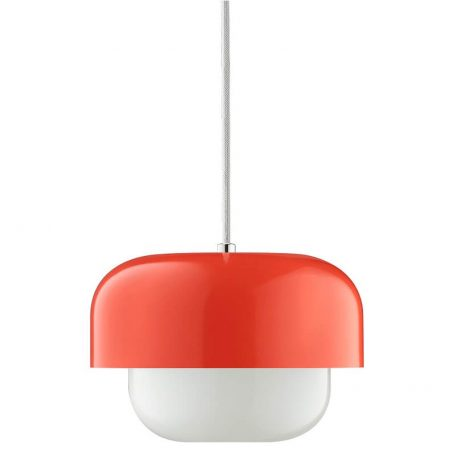 DYBERG LARSEN - HAIPOT Hanglamp Rood - Kousa Red (8038)