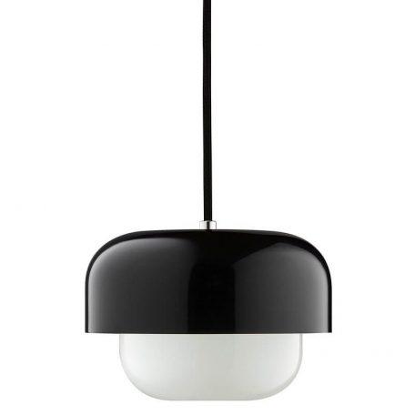 DYBERG LARSEN - HAIPOT Hanglamp Zwart - Yang Black (8039)