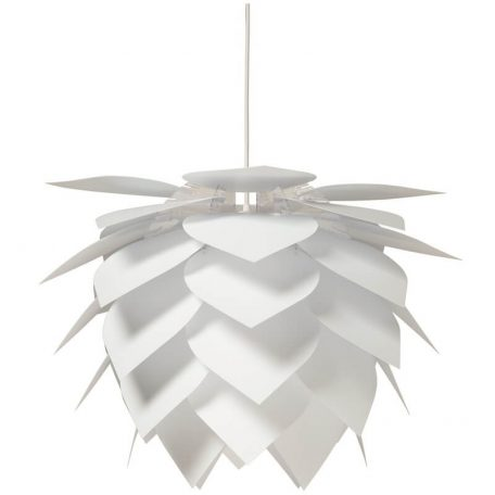 DYBERG LARSEN - ILLUMIN DripDrop Wit hanglamp (DIY) - 45cm (6017)