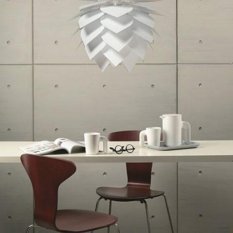 DYBERG LARSEN - ILLUMIN DripDrop Wit hanglamp (DIY)