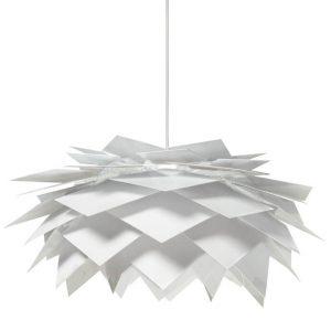 DYBERG LARSEN - KERDIL 212 Hanglamp WIT - 60cm (6024)