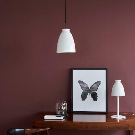 DYBERG LARSEN - MILANO hanglamp 19cm en tafellamp (8025-8018)