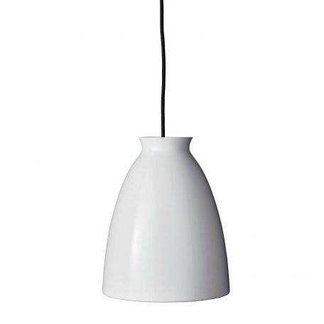 DYBERG LARSEN - MILANO hanglamp WIT 19cm (8025)