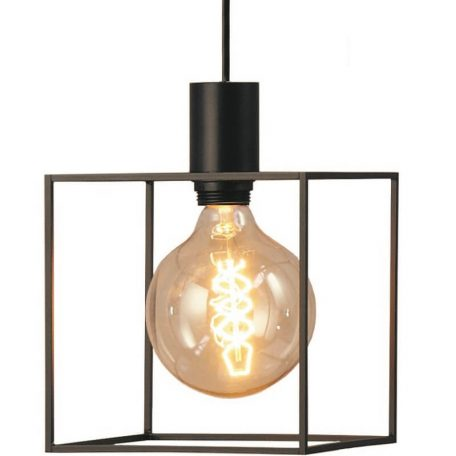DYBERG LARSEN - PARADICE Industriele hanglamp, vloer of tafel-lamp (8049)