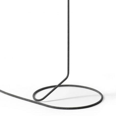 Design House Stockholm - CORD vloerlamp zwart-wit - 38x38x130cm (3)