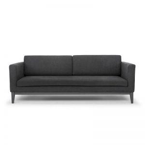 Design House Stockholm - DAY DREAM sofa 3-zitsbank - Donkergrijs