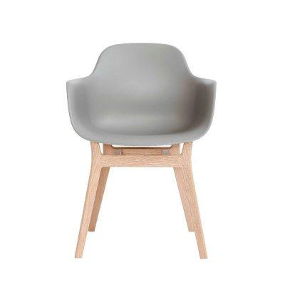 ANDERSEN Furniture - AC3 stoel - Grijs_EIKEN