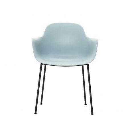ANDERSEN Furniture - AC3 stoel - IJsblauw_Zwart