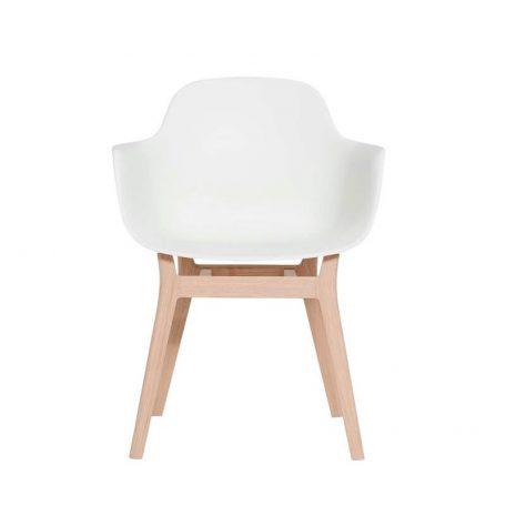 ANDERSEN Furniture - AC3 stoel - Wit_Eiken (1)