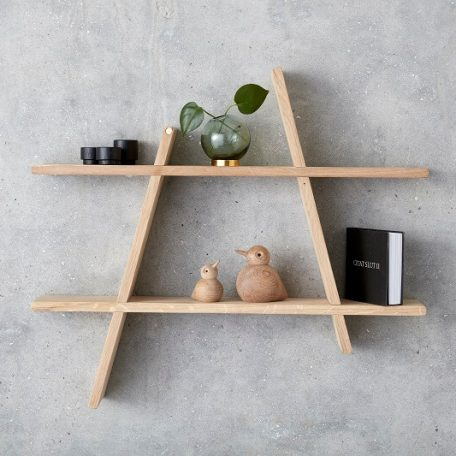 ANDERSEN Furniture - A-SHELF eiken wandplank LARGE