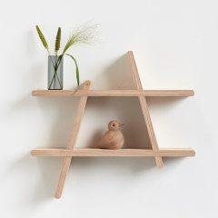ANDERSEN Furniture - A-SHELF eiken wandplank MEDIUM