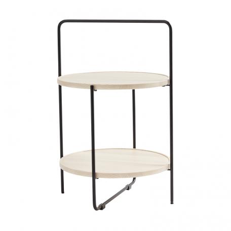 ANDERSEN Furniture - TRAY TABLE Bijzettafel zwart-essen (1)