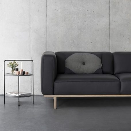 ANDERSEN Furniture - TRAY TABLE Bijzettafel zwart-grijs (2)