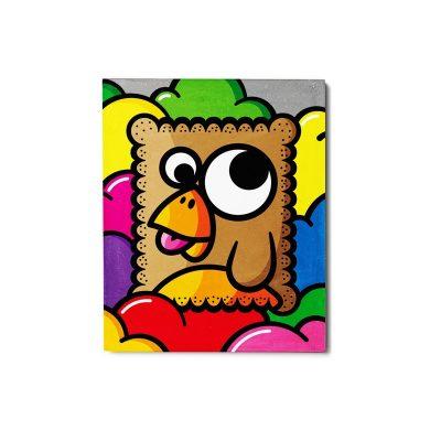 Lyon Beton - BIRDY KIDS - BISCUIT (D-09099-BK-002)