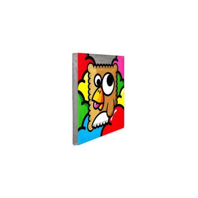 Lyon Beton - BIRDY KIDS - BISCUIT EN SON TABLIER BLANC (D-09103-BK-027)
