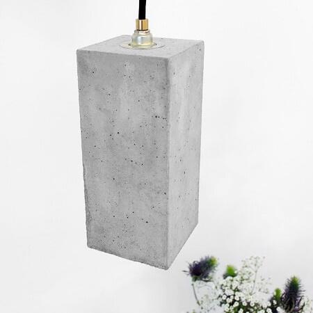 GANTlights GANT lights B2 hanglamp beton lichtgrijs