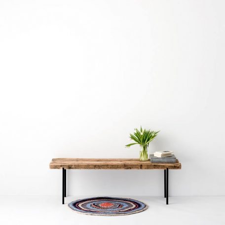 WELD & CO - Bankje van gerecycled hout - sloophout - Large