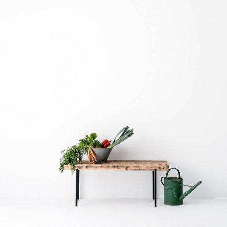 WELD & CO - Bankje van gerecycled hout - sloophout - Medium