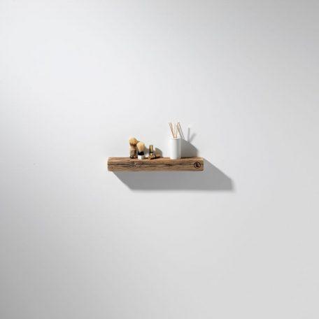 WELD & CO - Wandplank Fotoplank van gerecycled hout - Small
