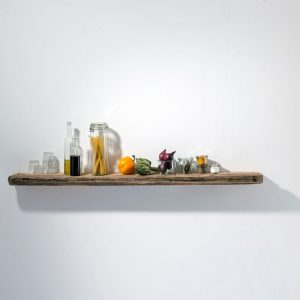 WELD & CO - Wandplank van gerecycled hout - Large