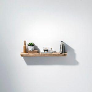 WELD & CO - Wandplank van gerecycled hout - Small