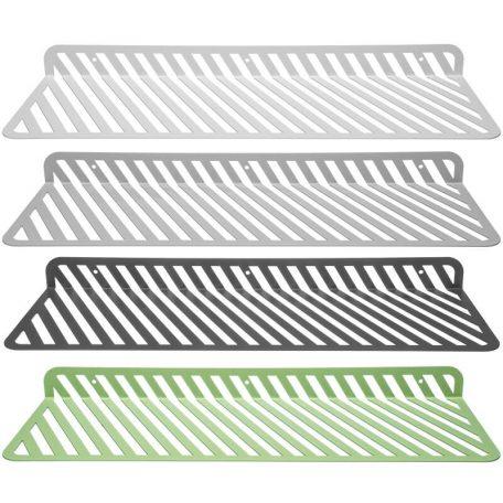 WELD & CO - GRID 01 - Wandplank van metaal met sleuven - Kleuren