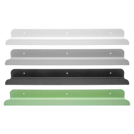 WELD & CO - SOLID 02 Wall Shelf - Wandplank van metaal - Kleuren