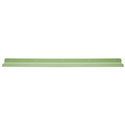 WELD & CO - SOLID 03 - Wandplank van metaal - Pastelgroen