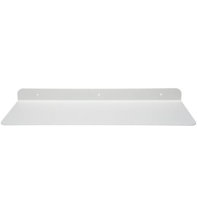 WELD & CO - Solid 01 Wall Shelf - Wandplank van metaal - Wit