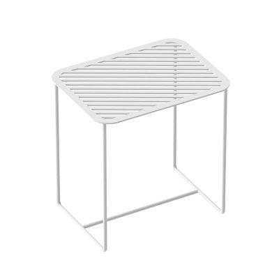 WELD & CO - SOLID 06 Wall Shelf - Wandplank van metaal - Pastelgroen