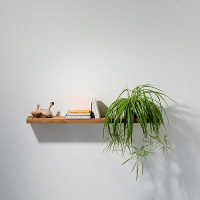 WELD & CO - Oak 01 Wall Shelf - Wandplank van eiken - Medium