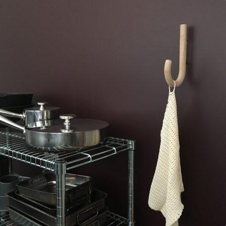Gejst HOOK Hanger - Eiken houten kapstokhaak