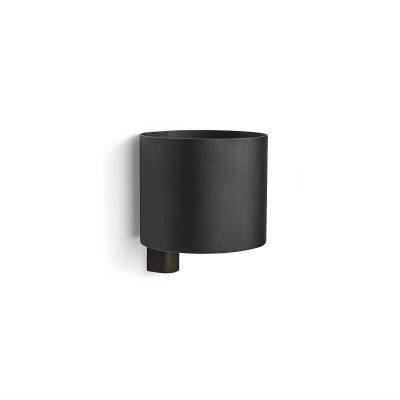Gejst KOLLAGE FLOWERPOT - Mat zwarte bloempot
