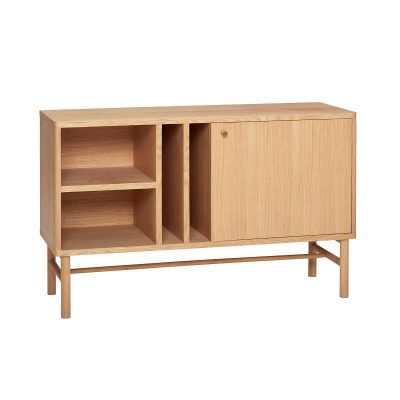 HUBSCH INTERIOR - Naturel eiken dressoir - 880903