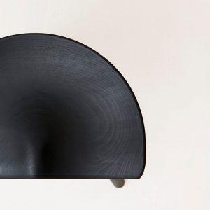 FORM & REFINE - SHOEMAKER CHAIR No. 49 - Zwart gebeitst Eiken