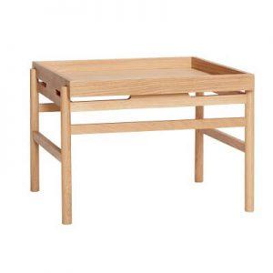 Hubsch Interior - Vierkante eiken salontafel FSC - 881201