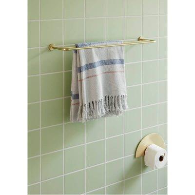 messing handdoekenrek