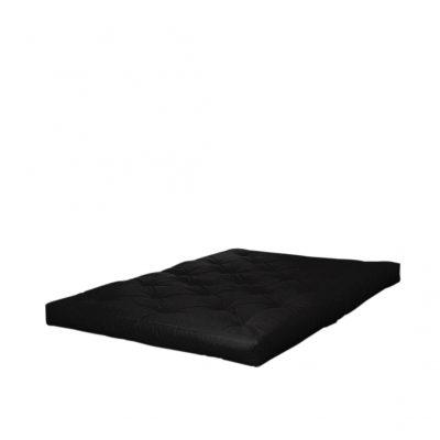 KARUP Design - FUTON DOUBLE LATEX bed matras - Zwart