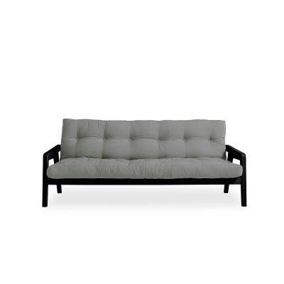 KARUP Design - GRAB slaapbank van zwart FSC grenen - Grijs