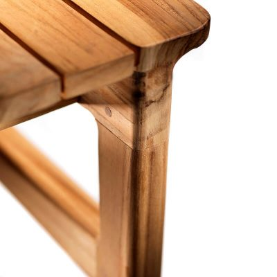 FDB Furniture - M10 SAMMEN - Grote tuinbank van FSC® teak 3p.