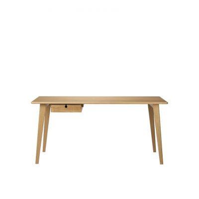 FDB Møbler - C67 BUTLER - FSC® eiken houten bureau Large - 5700383209810