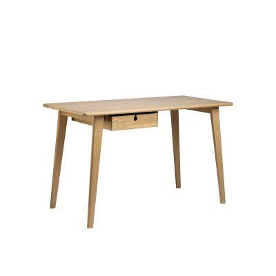 FDB Møbler - C67 BUTLER - FSC® eiken houten bureau Small - 5700384093128