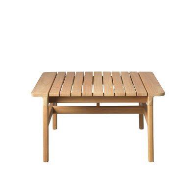 FDB Møbler - M19 SAMMEN - Loungetafel van FSC® Teak Small