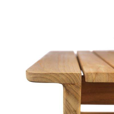 FDB Møbler - M19 SAMMEN - Loungetafel van FSC® Teak Large