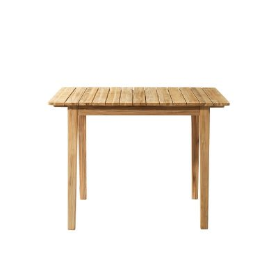 FDB Møbler - M3 SAMMEN - FSC® teak houten tuintafel