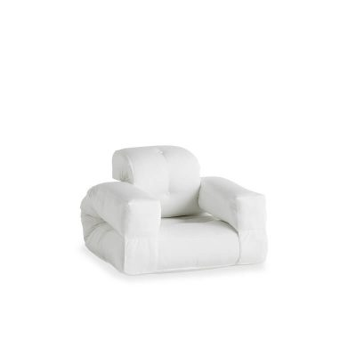 KARUP Design - HIPPO CHAIR OUT Loungestoel - Wit