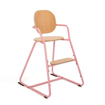 CHARLIE CRANE - TIBU meegroei kinderstoel Roze