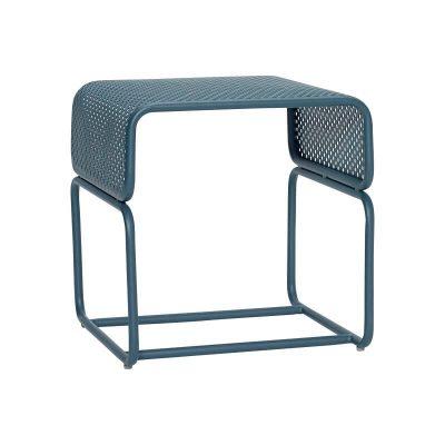 HÜBSCH INTERIOR - Groene loungetafel van metaal - 990842